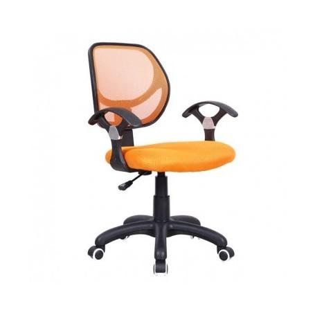Pisarniški stol OAZA oranžen