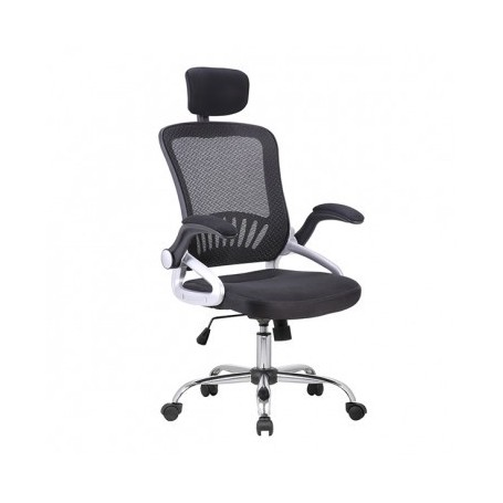 Office chair GREEN black