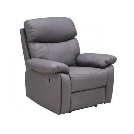 Relax chair LETAK brown