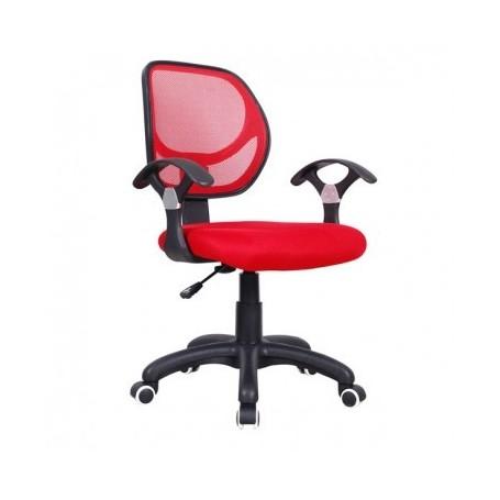 Pisarniški stol OAZA rdeč