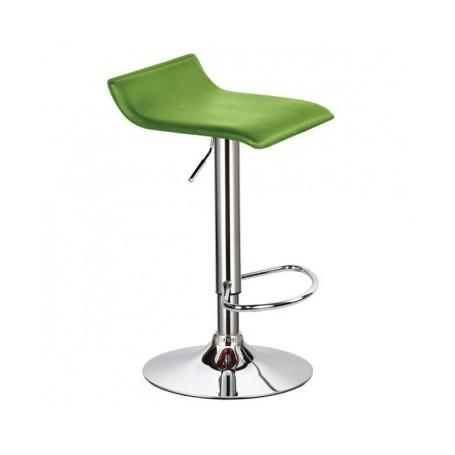 Barski stol CEREZ II zelen