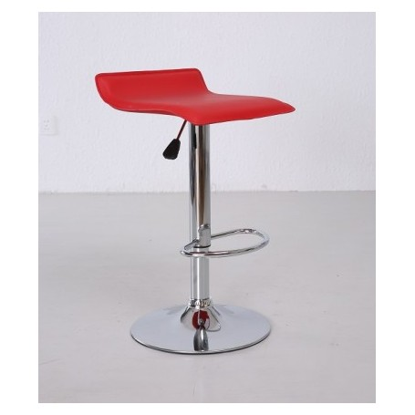Bar chair CEREZ II red