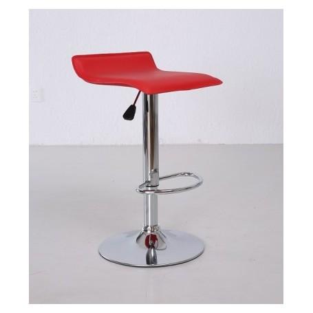 Barski stol CEREZ II rdeč