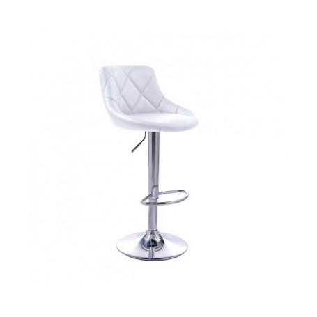 Barski stol BINOR II bel