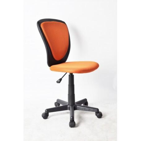 Pisarniški stol BENNO oranžen