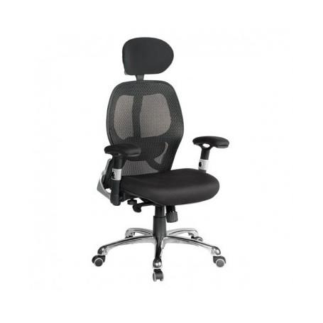 Direktorski stol BOBI črn