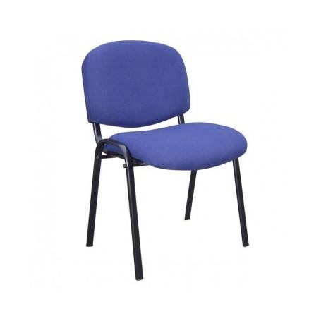 Visitor chair NIKO blue