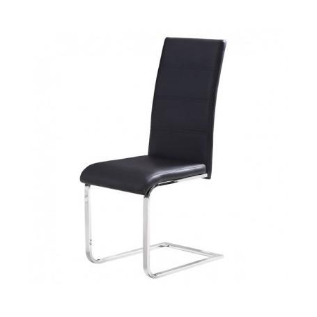 Stol SEVER črn
