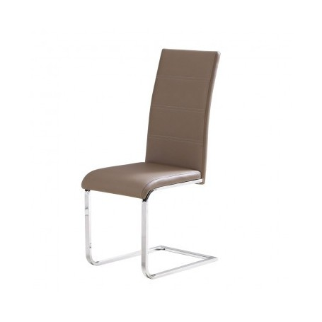Chair SEVER cappuccino