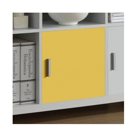 Vrata KUKI rumena