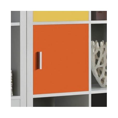Vrata KUKI oranžna