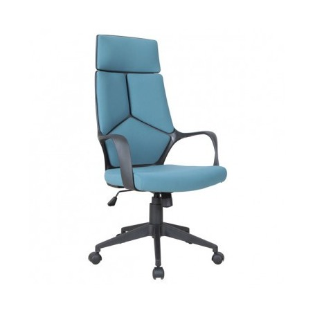 Office chair TRIZY blue