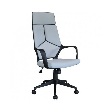 Office chair TRIZY gray