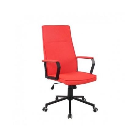 Pisarniški stol ABRAM oranžen