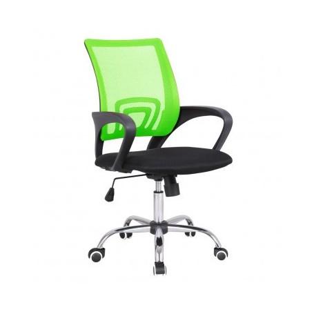 Pisarniški stol RENE zelen