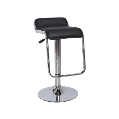 Barski stol TOTI II črn