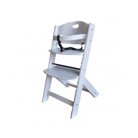 Kid chair NOONY white