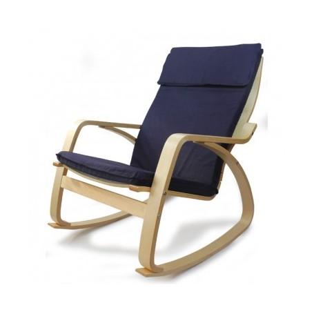 Relax chair ROK blue