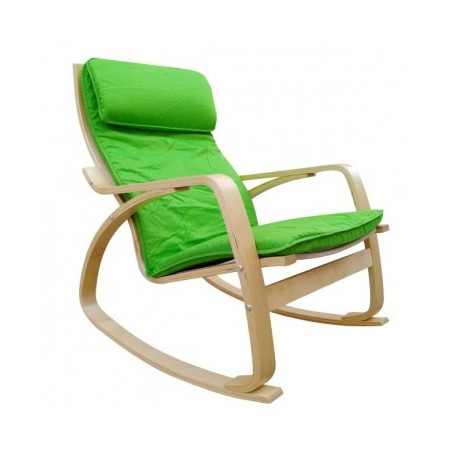 Relax chair ROK green
