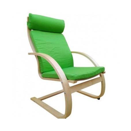 Relax chair KLIK green