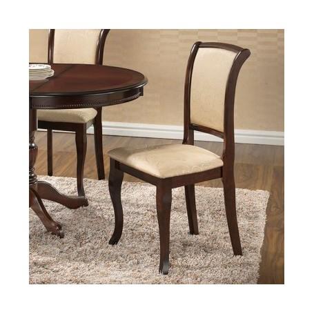 Chair NELKA mahagony