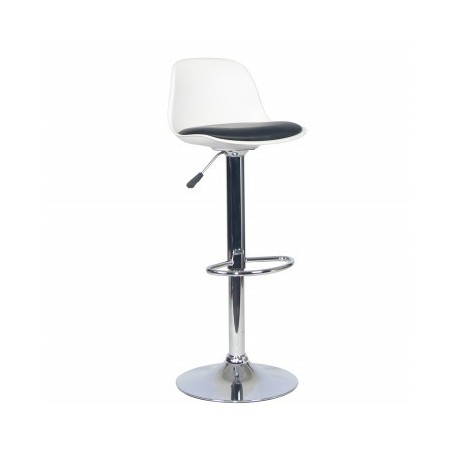 Bar chair BT10 II black + white