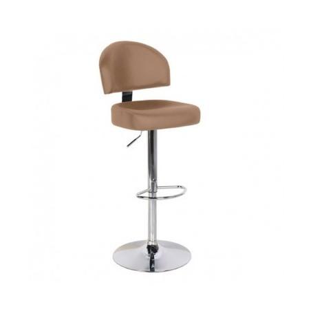 Barski stol OPAL cappuccino