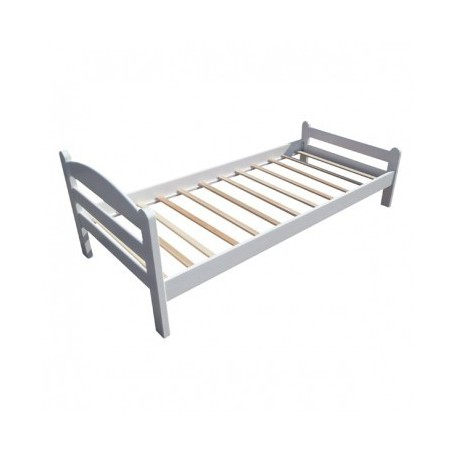 Bed YESA 200x90 cm white
