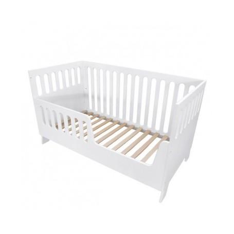 Otroška posteljica KATLIN bela