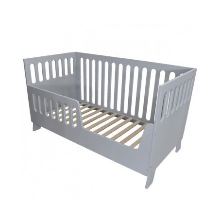 Otroška posteljica KATLIN siva