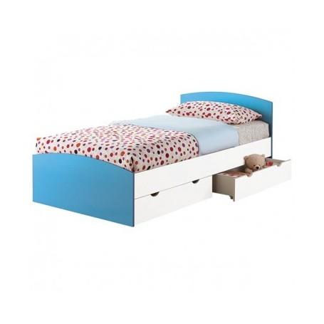 Otroška postelja ŠTRUMF 90x200 cm