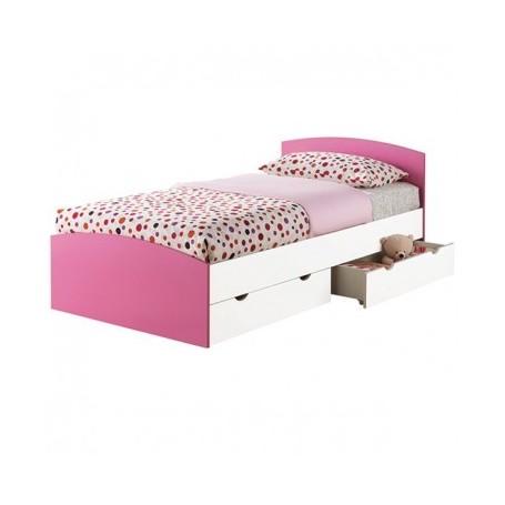 Otroška postelja ŠTRUMFETA 120x200 cm