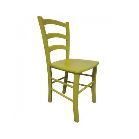 Kitchen chair JISANA green