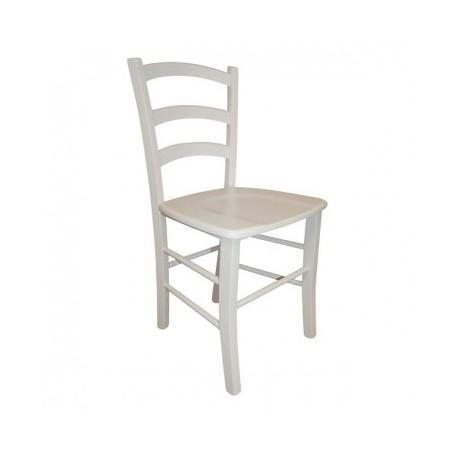 Kitchen chair JISANA white