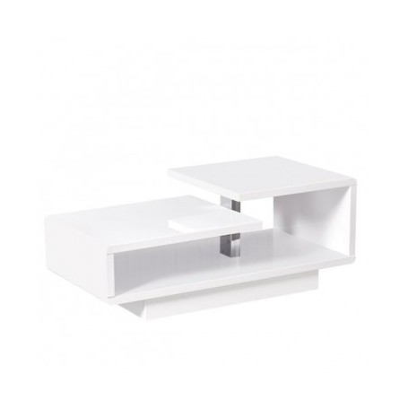 Coffee table LENTI white