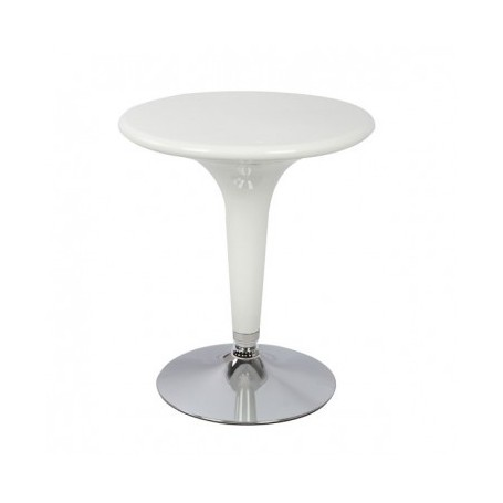 Bar table TIDI white ABS