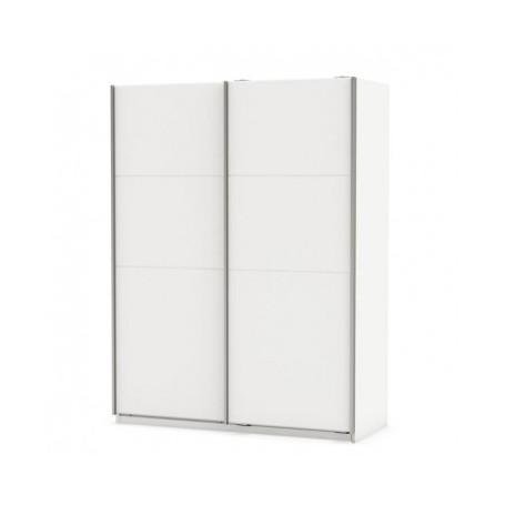 Garderobna omara MONTANA bela 150 cm