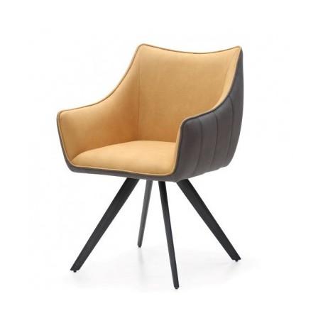 Chair FANCY yellow