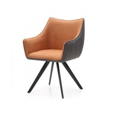 Chair FANCY cognac