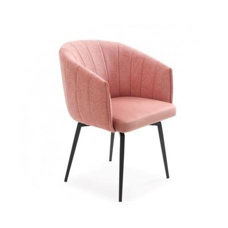 Chair ROUND pink