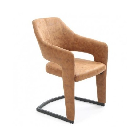 Chair FUTURA brown