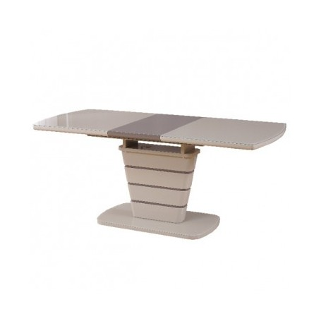 Extendable table OVAL-W 140