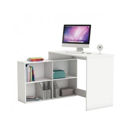 Office table BIRO white