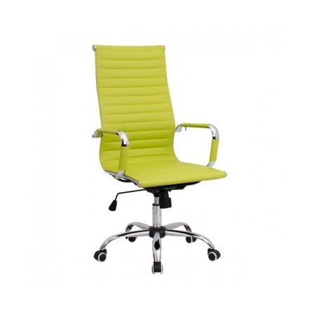Office chair HELIO green