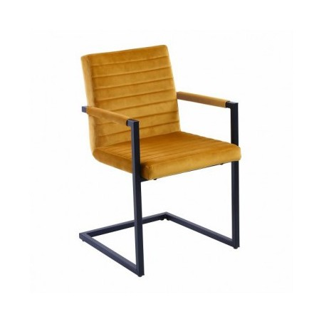 Chair with armrests OLDI curry