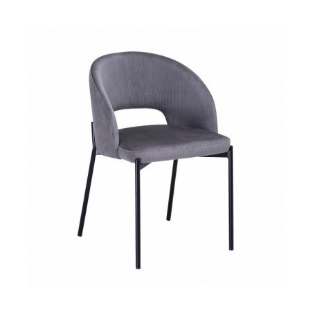 Stol NEST siv