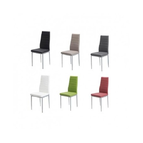 Chair DENCA red
