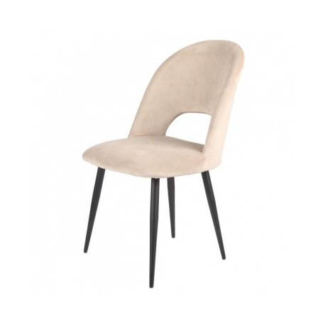 Stol NICE taupe