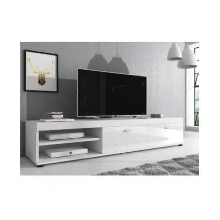 TV stand MILA white