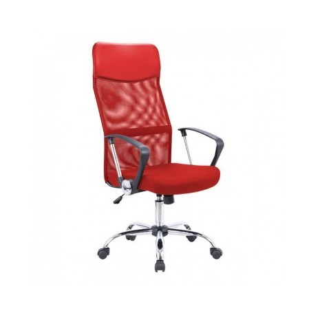Office chair VRINO red